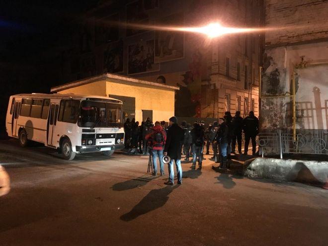 Изолятор, где содержат Саакашвили, полностью перекрыли: опубликованы фото