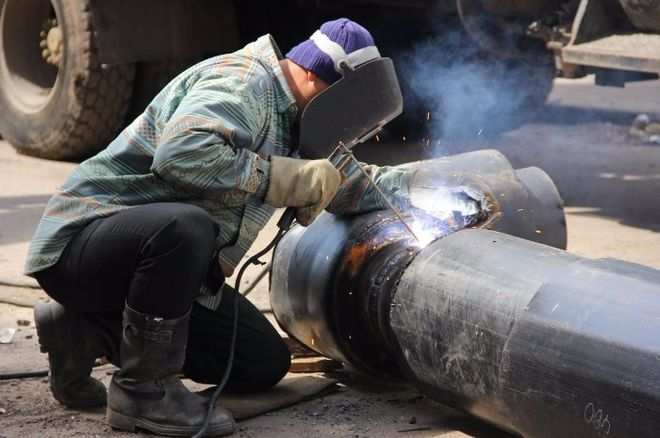 В Киеве износились 70% теплосетей