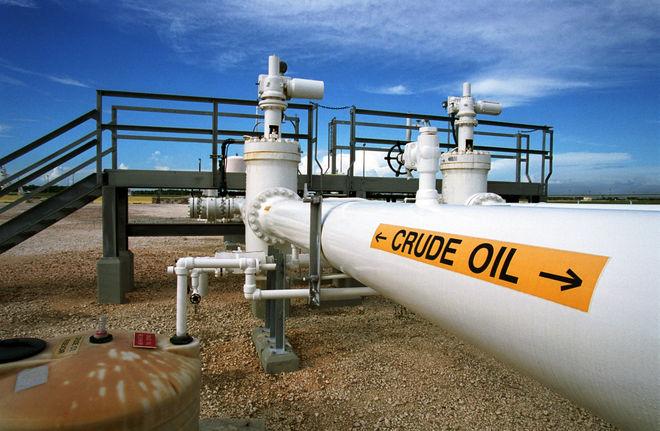 Нефть марки Brent упала вцене сегодня до $63,16