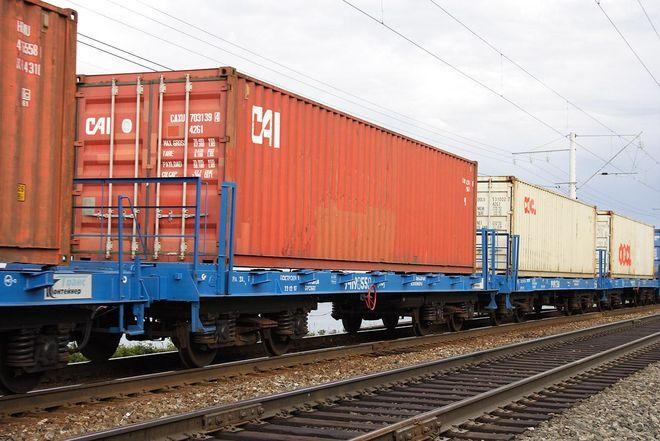 Поезд из Китая в Словакию через Украину перевезет больше 3,5 тыс. контейнеров