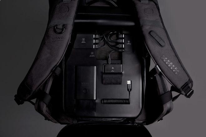 В Германии создали умный рюкзак, который упростит жизнь пользователям гаджетов