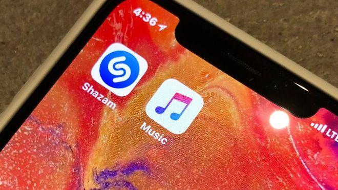 Apple подтвердила покупку Shazam