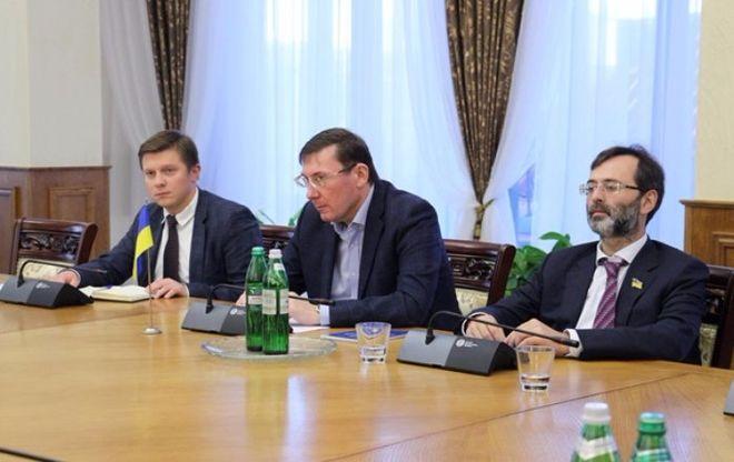 В деле Саакашвили появился новый человек