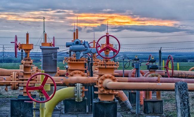 Украина установила исторический рекорд по импорту европейского газа
