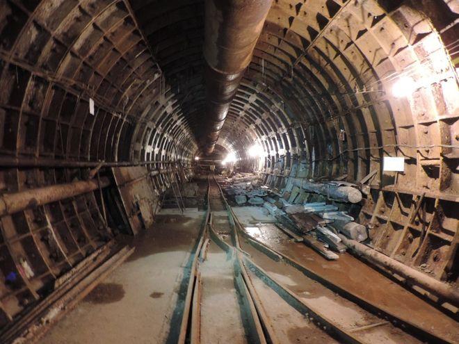 Столичные власти планируют потратить на строительство метро в 2018 году 5,8 млрд грн