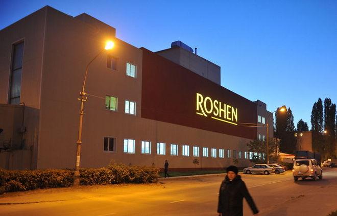 Суд продлил срок ареста имущества Roshen в Липецке