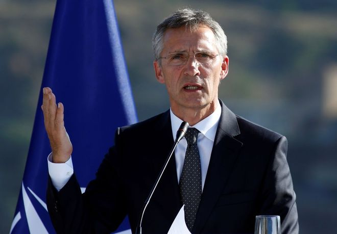 Страны НАТО заявили о готовности в дальнейшем оказывать помощь Украине
