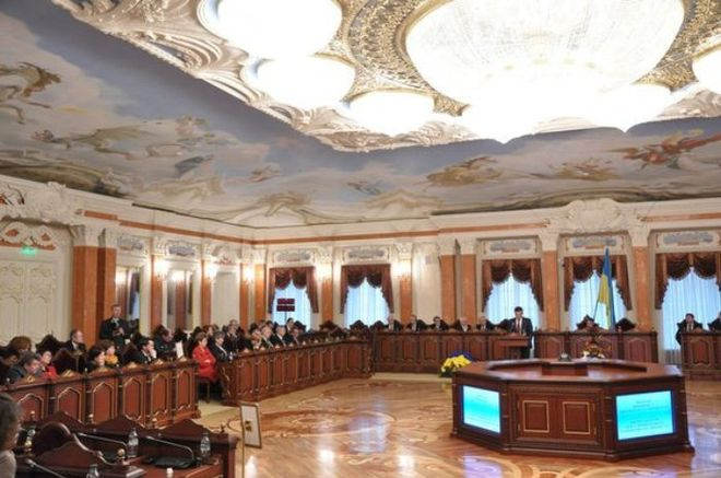 В Украине заработал Верховный суд в новом составе