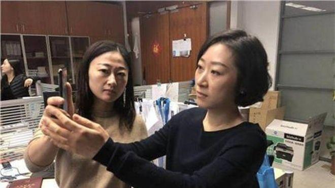 В КНР смартфон iPhone Xнесмог распознать лица людей
