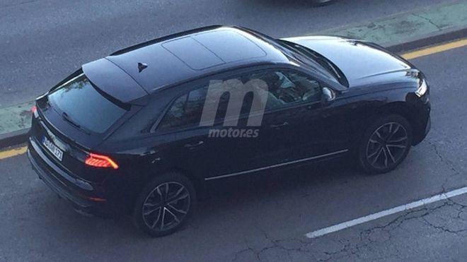 Новый Audi Q8 обвиняют в подозрительной схожести с Lamborghini Urus