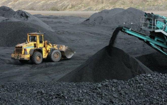 В Украине резко сократилась добыча угля