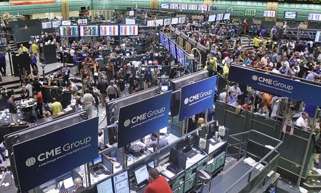 фото фондовой биржи