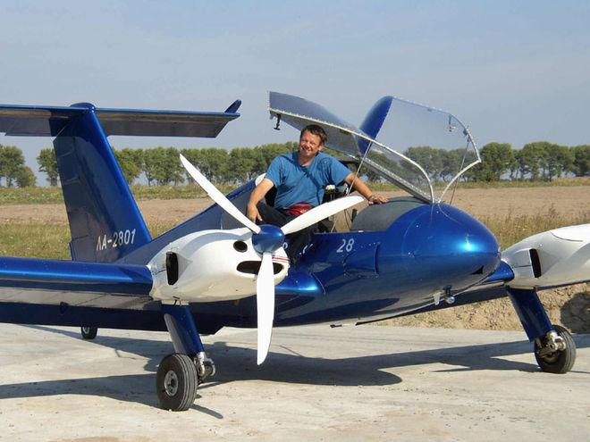 Украинские аэропланы бороздят мировые просторы