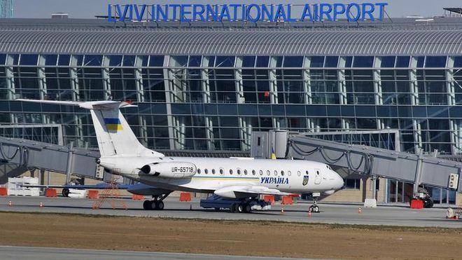Аэропорт «Львов» получил финплан на 2018 год