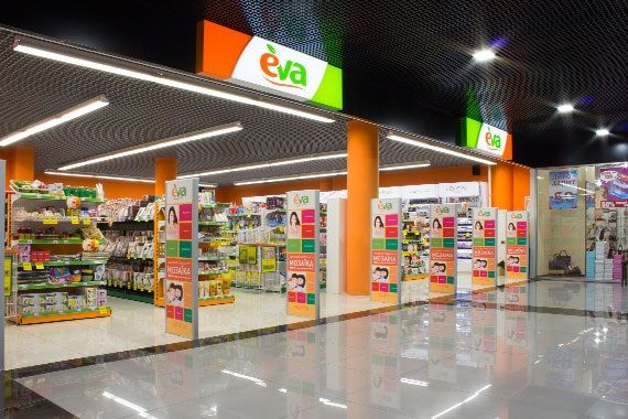 Крупнейшая сеть по продаже косметики и бытовой химии откроет 400 магазинов