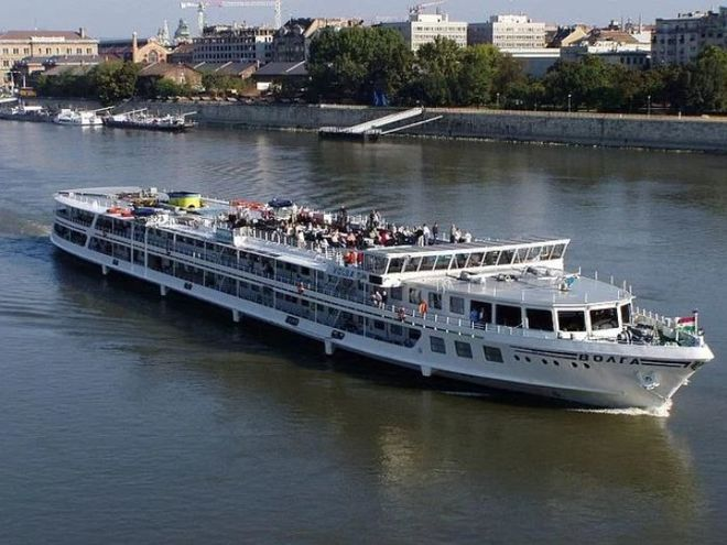 Украинское Дунайское пароходство решили продать