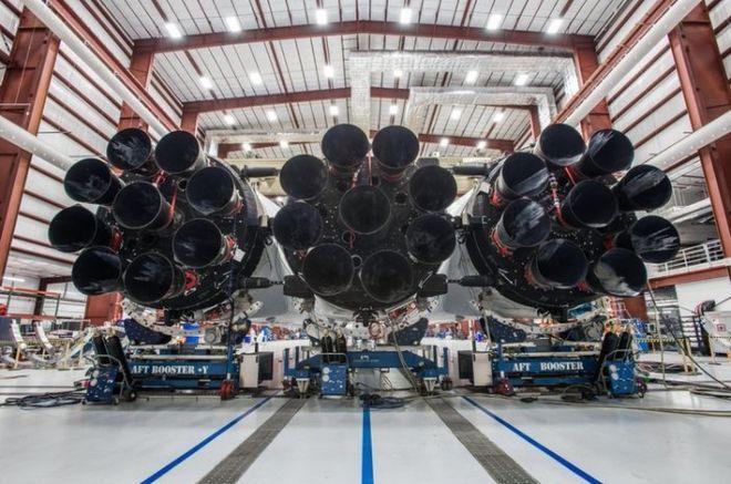 Илон Маск показал новую сверхмощную ракету