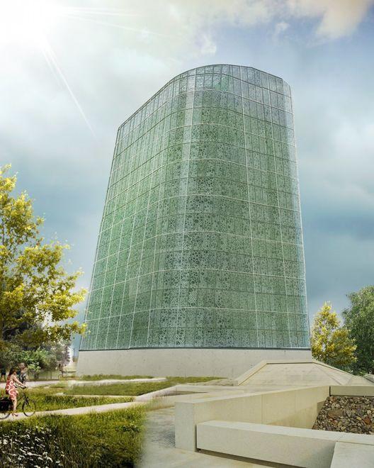 В Швеции построят первую в мире теплицу-небоскреб