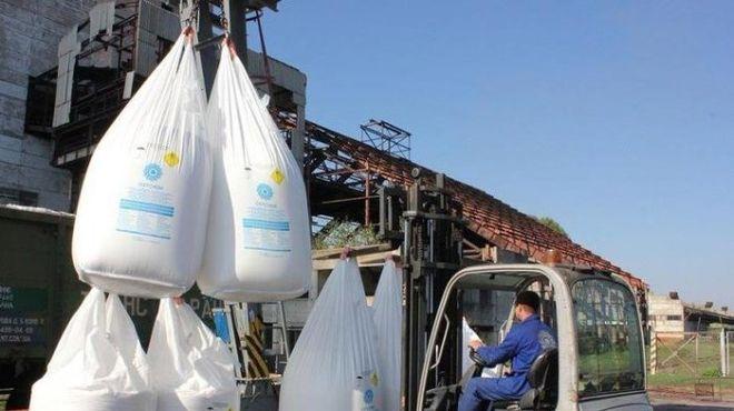 Заводы Фирташа произвели 1,5 млн тонн удобрений