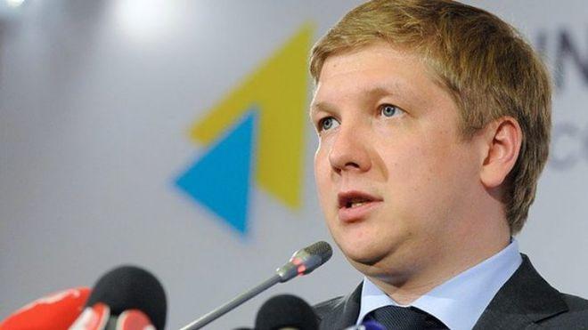 """Окончательные цифры с споре """"Нафтогаза"""" с """"Газпромом"""" будут известны в феврале-2018"""