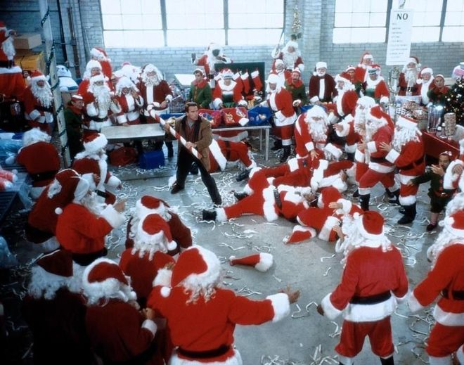 Названы лучшие рождественские фильмы