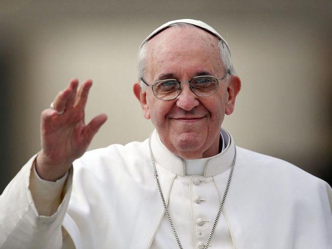 Папа Римский на Рождество помолился за мир в Украине