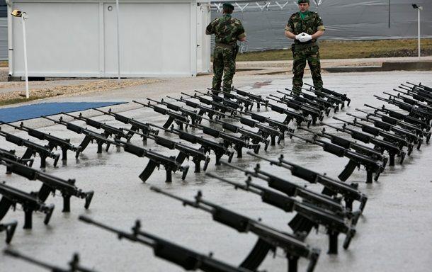 Пять стран ЕС поставляют в Украину оружие