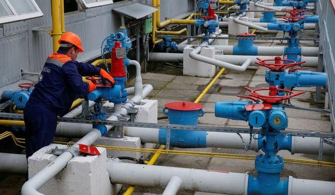 Украина снова будет покупать газ в России