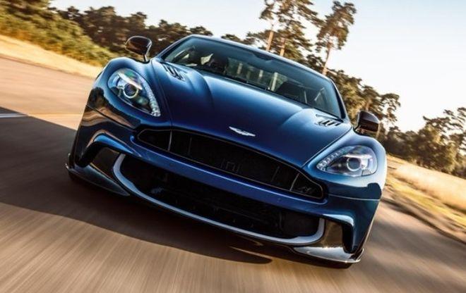 Aston Martin отзывает более пяти тысяч автмообилей