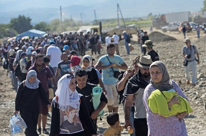 Ученые прогнозируют новый наплыв мигрантов в Европе
