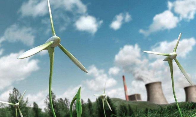 """Из-за курса евро в Украине вырос """"зеленый"""" тариф на электроэнергию"""