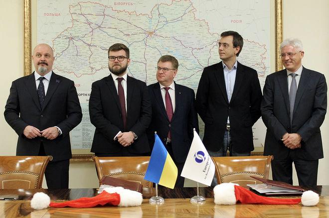 ЕБРР предоставил крупный кредит «Укрзализныце» на строительство колеи