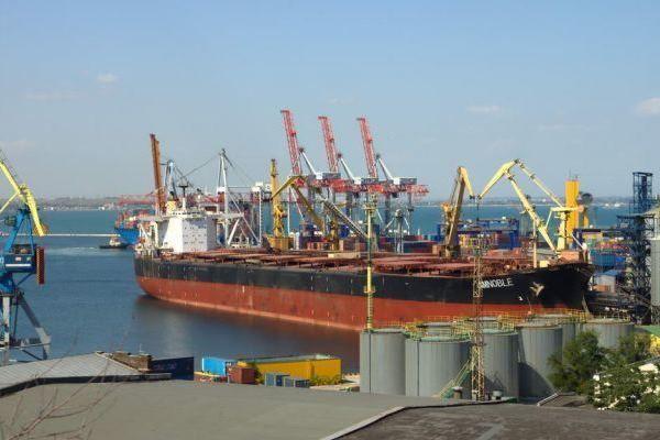 В Украине переписали расчет ставок портовых сборов