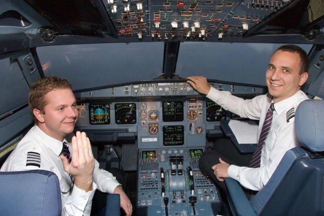 Пилоты российских авиалиний список