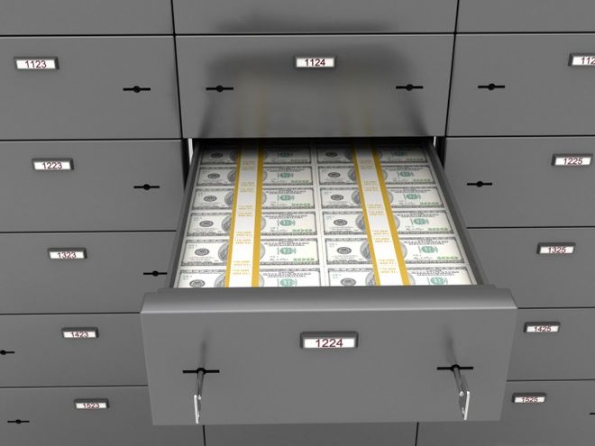 В Нацбанке рассказали о схеме ограбления сейфов украинских банков