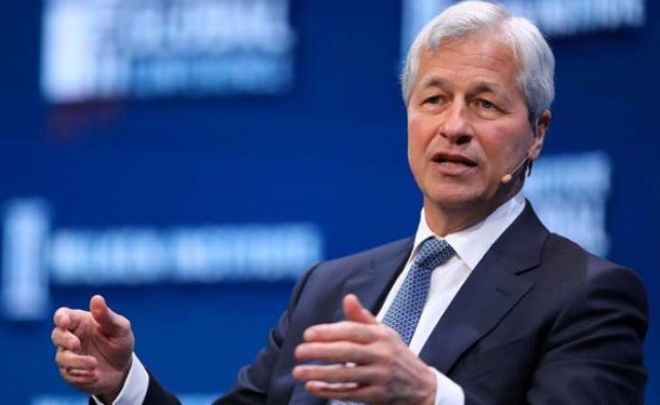 Руководитель JPMorgan Chase Джейми Даймон признался, что сожалеет окритике биткоина