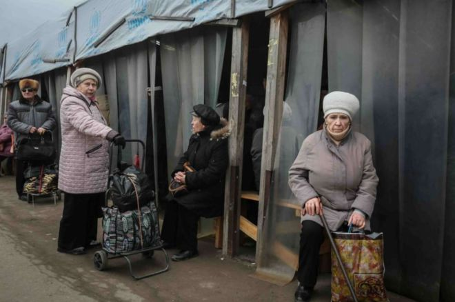 Фотокор показал ужасы Станицы Луганской