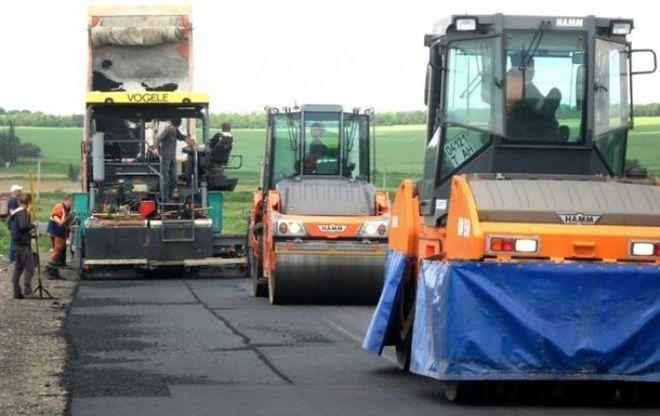 """""""Укравтодор"""" рассказал, какие дороги построят до 2022 года"""