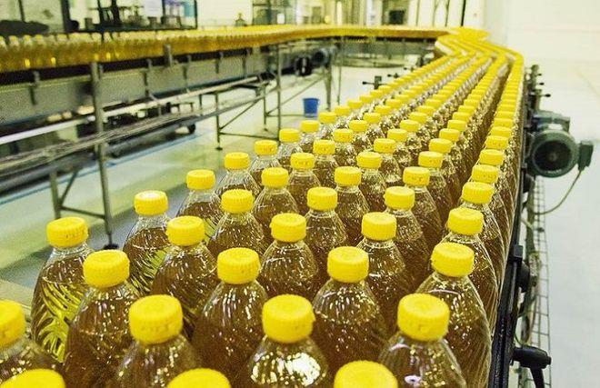 Украина стала производить меньше подсолнечного масла