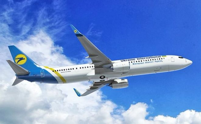 Украинские авиакомпании существенно нарастили пассажирские перевозки