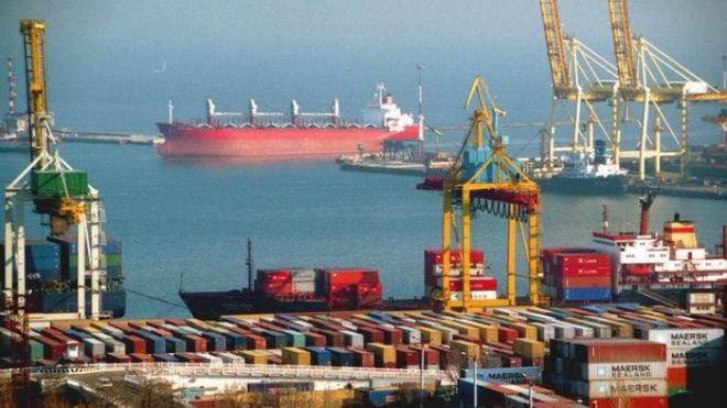 В Украине стало больше портов-миллионников