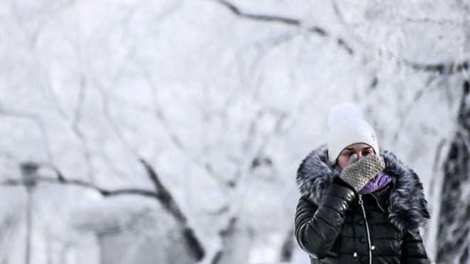 Стало известно, когда в Украину придут сильные морозы