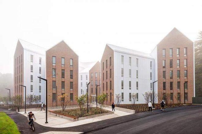 В США создали общежитие будущего