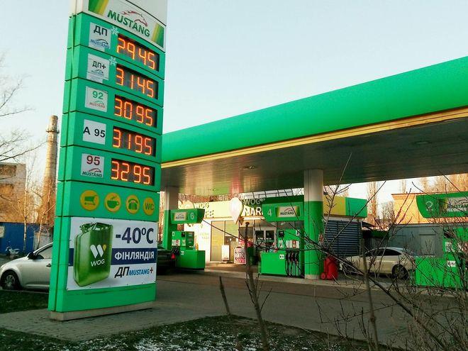 Нефть и слабеющая гривня готовят украинским водителям новый ценовой стресс