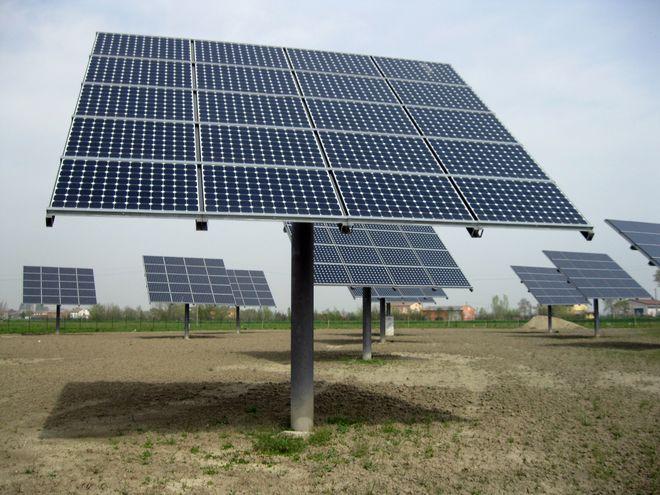 Канада заинтересована в строительстве солнечных электростанций в Украине