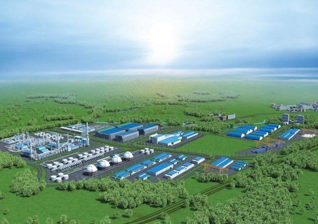 В Луганской области откроют индустриальный парк