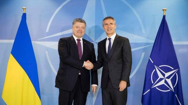 Помощь союзников НАТО Украине за последние три года превысила $1 млрд