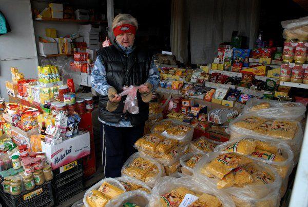 В Украине наметился рост розничной торговли