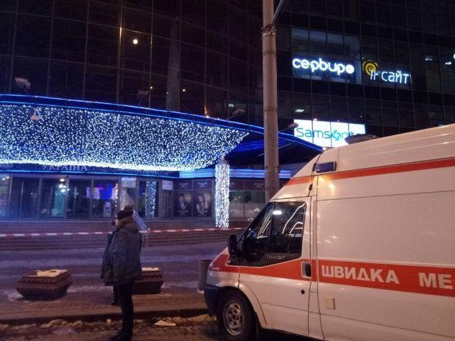 В Киеве заминировали крупный торговый центр