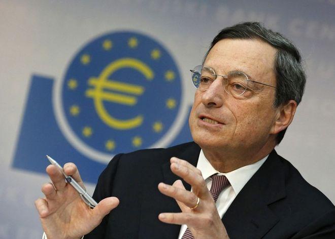 Марио Драги: экономика ЕС продолжает расти